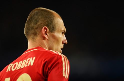 Манчестер Сити готовит трансфер Роббена