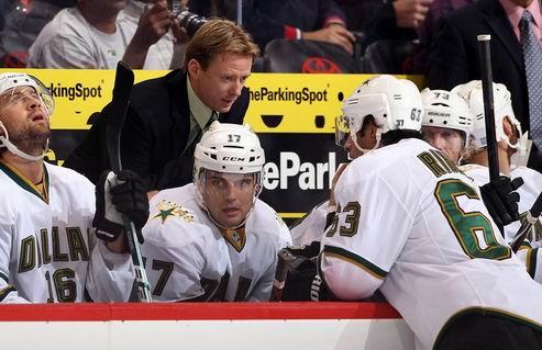 НХЛ. Даллас остался без тренера