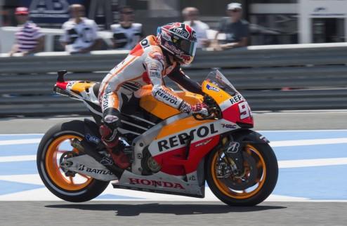 """MotoGP. Маркес: """"Придется начать с нуля"""""""