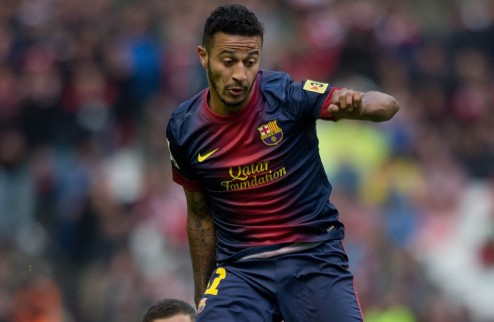 Бавария и Манчестер Сити сразятся за Алькантару