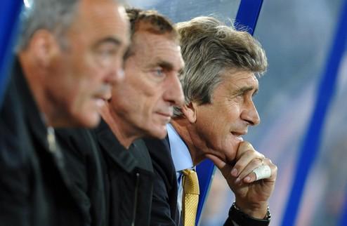 СМИ: Пеллегрини заключил двухлетний контракт с Ман Сити