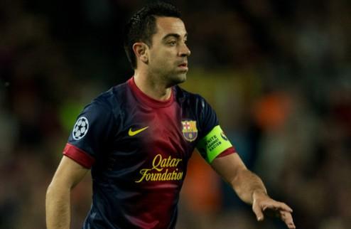Хави: Барселоне изменения не нужны