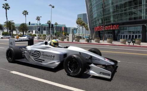 В Renault подтвердили участие в Формуле-Е