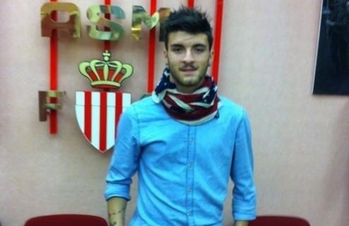 Монако: вместо Тевеса и Фалькао — экс-резервист донецкого Металлурга