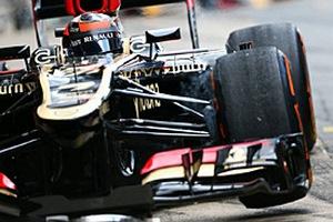Формула-1. В Лотус хотят улучшить квалификационный темп