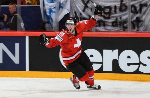 ЧМ. Швейцария — в финале чемпионата мира!