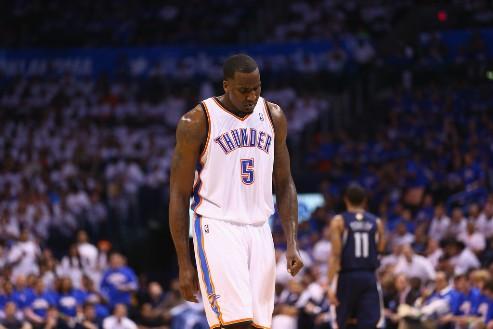НБА. Оклахома не планирует расставаться с Перкинсом