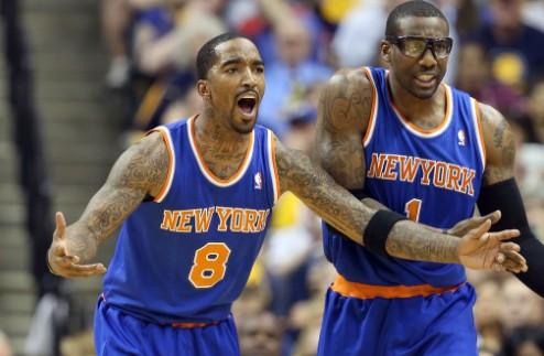 НБА. Смит хочет завершить карьеру в Никс