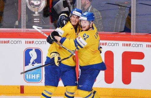 Швеция возглавила рейтинг IIHF, Украина осталась двадцатой