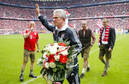 Хайнкес уходит, побив 25 рекордов Бундеслиги