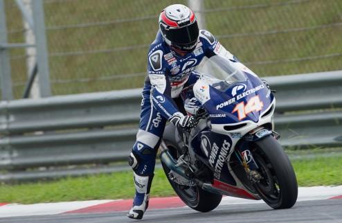 MotoGP. Де Пюнье протестирует Suzuki