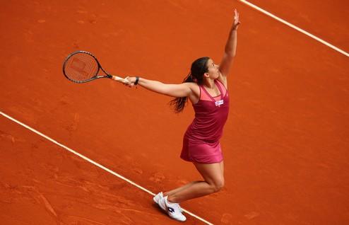 Страсбург (WTA). Главная фаворитка покидает турнир