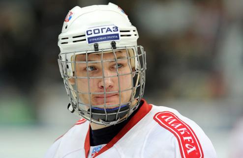 """Ничушкин: """"Я уже решил, что уеду в НХЛ"""""""