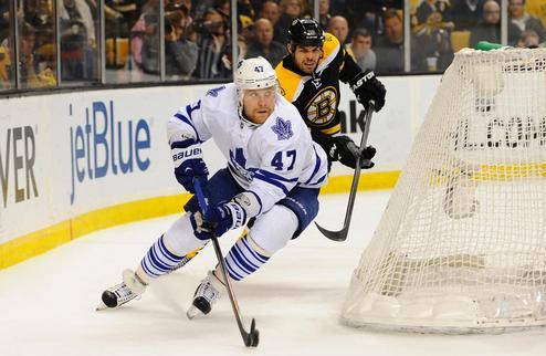 """НХЛ. Комаров: """"Жду предложения от Торонто"""""""