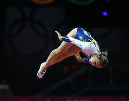 Прыжки на батуте. Определились обладатели Кубка Украины
