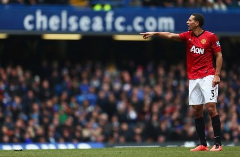 Официально: Манчестер Юнайтед переподписывает Фердинанда