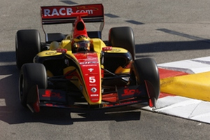 Мировая серия Рено. Вандорн потеряет пять мест на старте