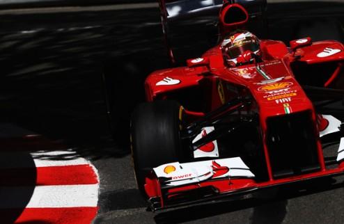 Формула-1. Алонсо доволен первыми практиками в Монако