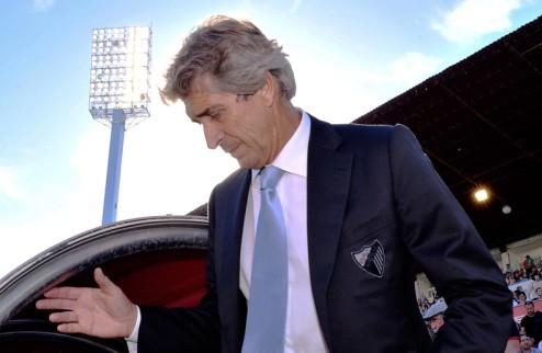 Ман Сити хочет от Пеллегрини пять трофеев за пять сезонов
