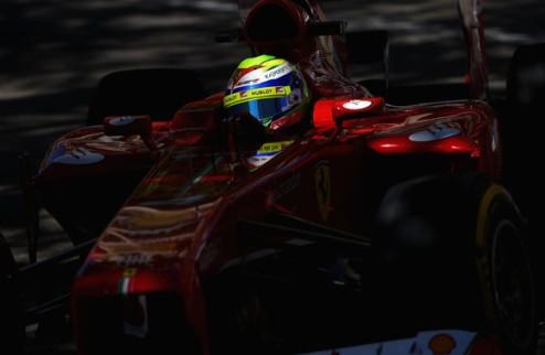 Формула-1. Масса: сложно будет соревноваться с Мерседес в квалификации