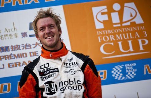 GP2. Монако. Берд: победа в стиле Шумахера
