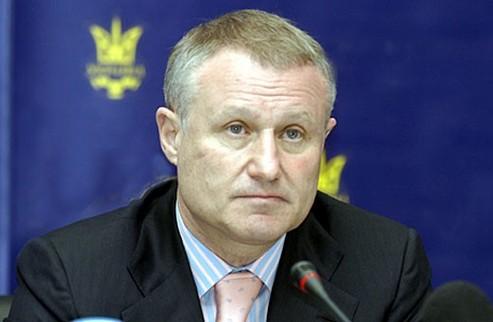 Григорий Суркис избран вице-президентом УЕФА