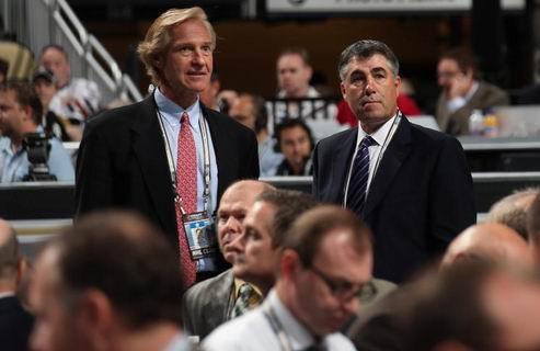 НХЛ. Финикс: новый контракт генерального менеджера