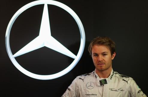 Формула-1. Гран-при Монако. Третий поул Росберга, относительная неудача Алонсо