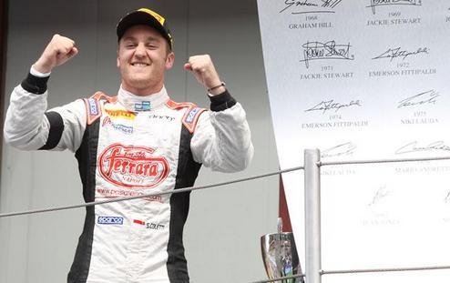 GP2. Монако. Колетти выиграл домашний спринт