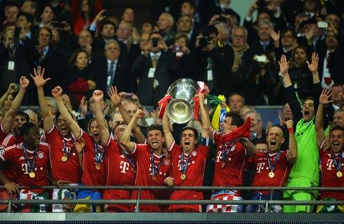 Бавария — триумфатор Лиги чемпионов!