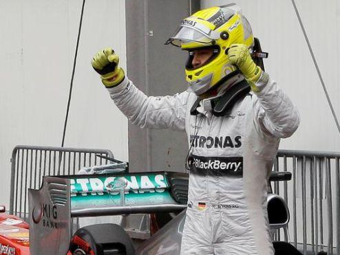 Формула-1. Гран-при Монако. Долгожданный успех Мерседеса