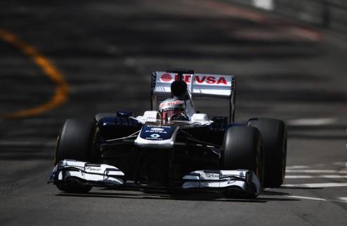 Формула-1. Мальдонадо критикует Чилтона