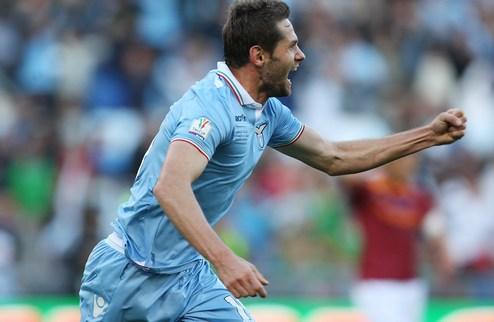 Лацио берет Кубок Италии в римском дерби