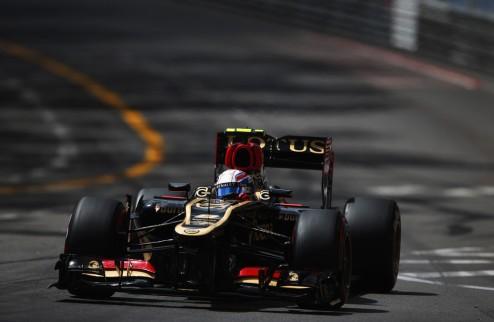 Формула-1. Грожан наказан за столкновение с Риккьярдо, Райкконен прощен