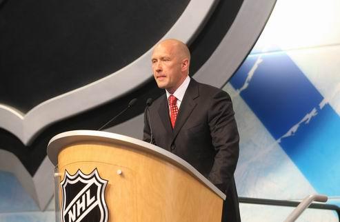 НХЛ. Коламбус желает обменять выбор в первом раунде драфта
