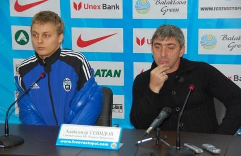Говерла пока не приняла отставку Севидова