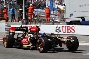 Формула-1. Грожан винит в аварии Риккьярдо