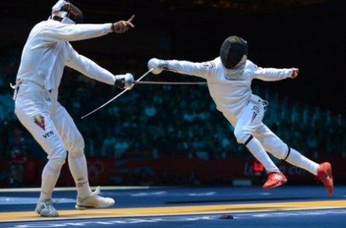 Фехтование. Украинцы не боролись за медали в Буэнос-Айресе