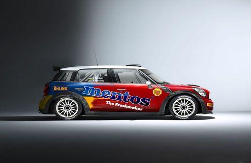 Mentos Ascania Racing выйдет на старт Acropolis Rally