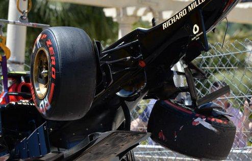 Формула-1. Булье поддержал Грожана