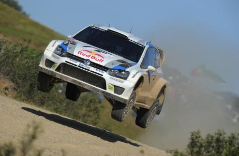WRC. Латвала нацелен на подиум