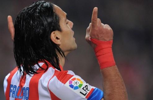 СМИ: Фалькао уже игрок Монако с зарплатой в 14 миллионов
