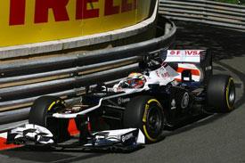 Формула-1. Пертурбации в Уильямс