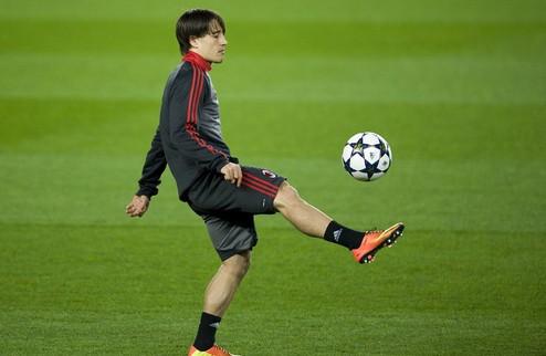 Милан не станет выкупать Бояна