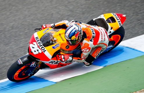 MotoGP. В Хонде царит оптимизм