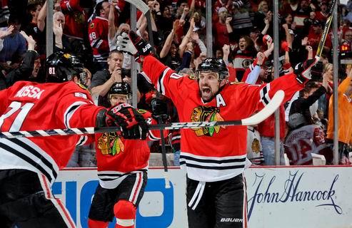НХЛ. Чикаго — второй финалист западной конференции