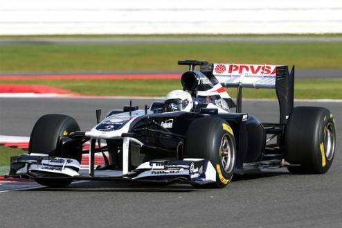 Формула-1. Уильямс начинает сотрудничество с Мерседес