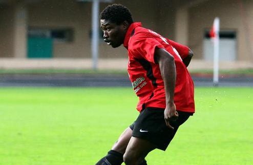 Арсенал и Заря интересуются защитником из Ганы
