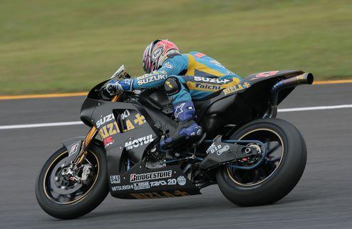 MotoGP. Тесты Suzuki прошли успешно