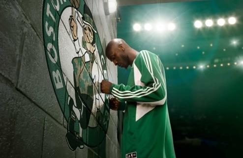 НБА. Гарнетт еще на год остается в Бостоне